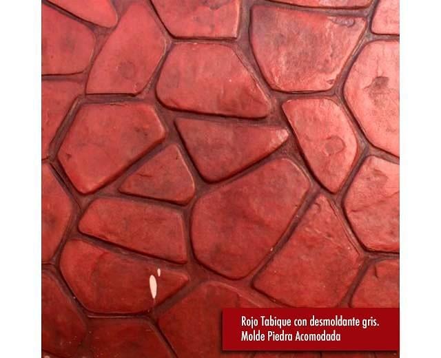 Moldes de concreto decorativo gb construcciones - Moldes de cemento ...